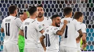 ترکیه 0-3 ایتالیا؛ چیرو، لورنزو و همه خوبها