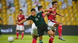 پیروزی امارات با گلزنان امریکای جنوبی (عکس)