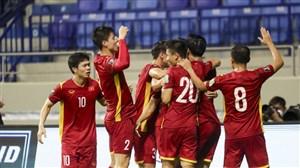 ویتنام، تنها تیم بدون امتیاز دور نهایی مقدماتی