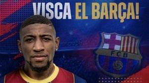 خیال تان راحت، آمده ام در بارسلونا بمانم!