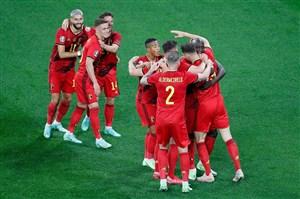 بلژیک 3-0 روسیه: آغاز مقتدرانه شیاطین