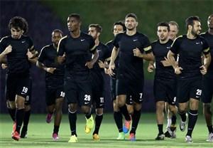آغاز اردوی تیم ملی فوتبال قطر در زاگرب
