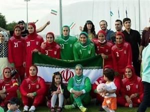 پایان اردوی 7 روزه تیم ملی زنان در بلاروس