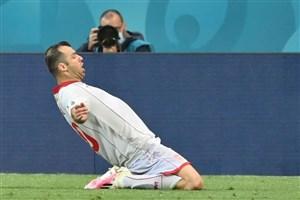 حادثه جدید یورو این بار کمدی بود، نه تراژیک! (عکس)