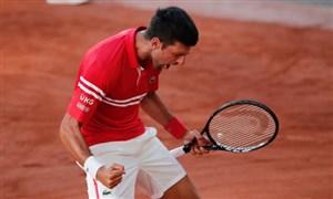 مرد شماره یک تنیس دنیا در فینال طرفدار ایتالیاست