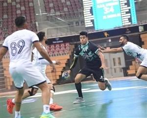 سومین شکست آسیایی تیم هندبال نیروی زمینی