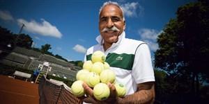 ملاقات خصوصی ستاره ایرانی تنیس با جوکوویچ
