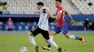 آرژانتین 1-1 شیلی؛ مسی گل زد، آلبیسلسته نبرد