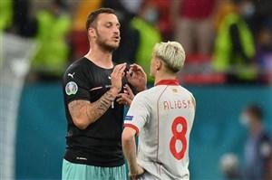 واکنش جالب مورینیو به رفتار مهاجم جنجالی اتریش