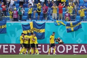 سوئد ۱-۰ اسلواکی؛ صعود به صدر با یک پنالتی