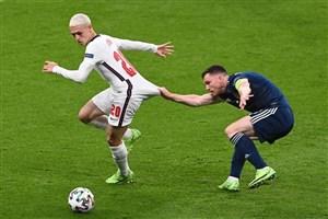 انگلیس 0-0 اسکاتلند: سهشیرها زور نداشتند