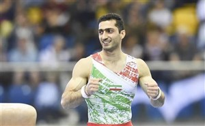 ژیمناستیک کسب سهمیه المپیک؛ کیخا فینالیست شد