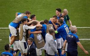 ایتالیا ۱-۰ ولز؛ این آتزوری توقف ناپذیر