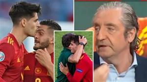 موراتا حتی یک دقیقه دیگر نباید برای اسپانیا بازی کند