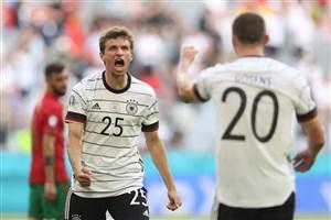 تمجید جالب دو ستاره تیم ملی آلمان از توماس مولر