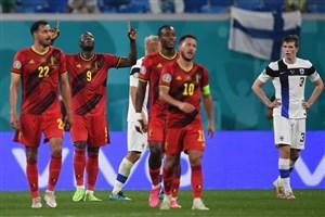 فنلاند 0-2 بلژیک: صعود مقتدرانه شیاطین