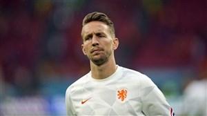 مهاجم تیم ملی هلند ادامه یورو را از دست داد