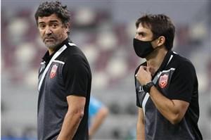 تاسف مجدد سرمربی بحرین از حذف بدست ایران