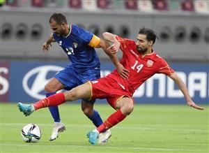 کاپیتان کویت علیه تاریخسازی کریستیانو رونالدو!