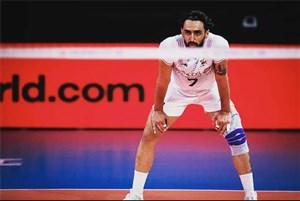 دفاعیه ستاره والیبال ایران از میلاد عبادی پور و الکنو