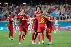 بلژیک 1-0 پرتغال: پایان قهرمان