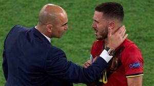 هازارد: حتی اگر یورو را از دست بدهم، کنار تیم میمانم