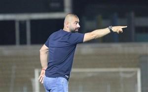 زارع: شایسته حضور در نیمه نهایی جام حذفی بودیم