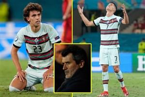 حمله روی کین به ستاره جوان پرتغال؛ او کلاهبردار است