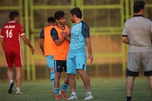 مامورین ضددوپینگ در بازی پلیآف لیگ دو