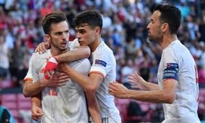 کرواسی 3 - 5 اسپانیا؛ بازگشت از در دروازه جهنم!