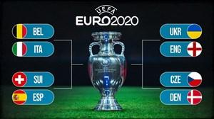 رونمایی از هشت کاندیدای قهرمانی یورو 2020