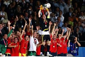 وقتی اسپانیا در فوتبال جهان آقایی می کرد