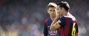 ژاوی: مسی به بارسا و بارسا به مسی احتیاج دارد