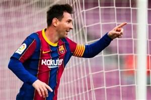 لیونل مسی ممکن است تا ژانویه برای بارسا بازی نکند!
