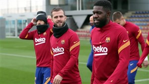 جدایی 3 بازیکن از بارسلونا قطعی شد
