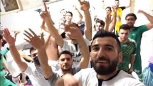 لیگ یک / فجر با گل های کاپیتان قهرمان شد