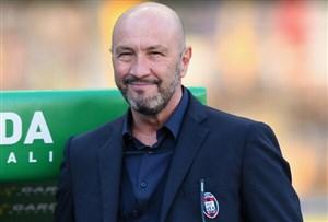 والتر زنگا: دوناروما رهبر خونسرد ایتالیاست