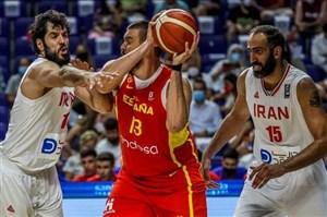 کنایه تند روزنامه اسپانیایی به بسکتبال ایران