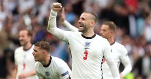 دنده ستاره انگلیس وسط یورو شکسته بود!