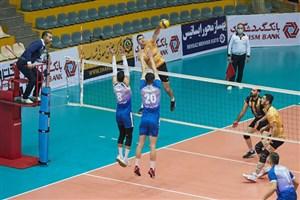 والیبال باشگاههای آسیا؛چهارمین پیروزیمتوالی سیرجان