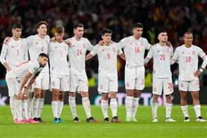 تیم ملی اسپانیا؛ نسلی برای قطر! (عکس)