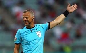 رسمی: بیورن کویپرز، داور فینال یورو 2020
