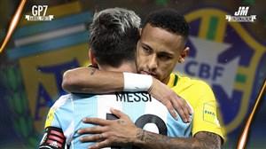 حمله نیمار به برخی هواداران برزیل؛ بروید به جهنم!