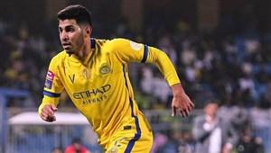 بازیکن النصر به کرونا مبتلا شد