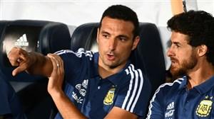 اسکالونی: رویای هر آرژانتینی غلبه بر برزیل است