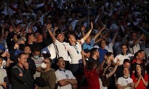 هوادارن انگلیس علیه خواب راحت ستارههای ایتالیا!