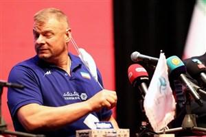 پاسخ جنجالی مرد روسی به ستاره والیبال ایران