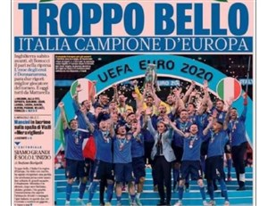 جام به رم رفت؛ شور قهرمانی و تلخکامی شکست