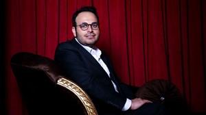 بازیگوشی یک کارگردان استقلالی دوآتشه (عکس)