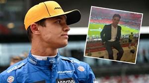 راننده F1 بریتانیایی قربانی زورگیری در ومبلی!